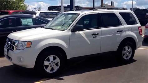 Ford Escape 2011 by 2011 Ford Escape Xlt Used Suv For Sale Marshall Ford O