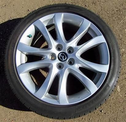 Wheels Tires Oem Mazda6 Mazda Excellen Questions