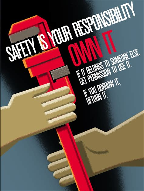 Helix ESG Introduces New Safety Poster Campaign | Safety ...