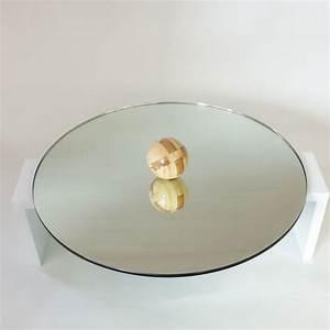 Miroir Rond 50 Cm : miroir rond clair argente diam 50cm 6mm ~ Dailycaller-alerts.com Idées de Décoration