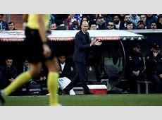 Talk of Real Madrid sacking Zinedine Zidane is 'comical