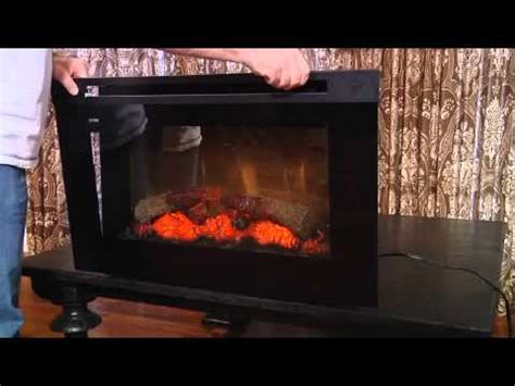 """Dimplex 30"""" Linear Electric Fireplace  Bf9000 Youtube"""