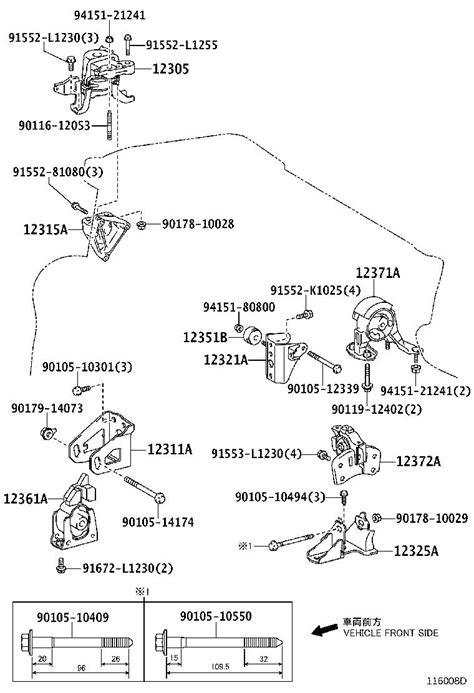 2010 Priu Engine Diagram by 2010 Toyota Prius Engine Mount Rear Reduces That