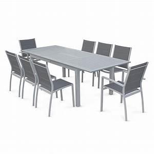 Table De Jardin Extensible Pas Cher : table de jardin extensible pas cher g nial emejing salon ~ Dailycaller-alerts.com Idées de Décoration