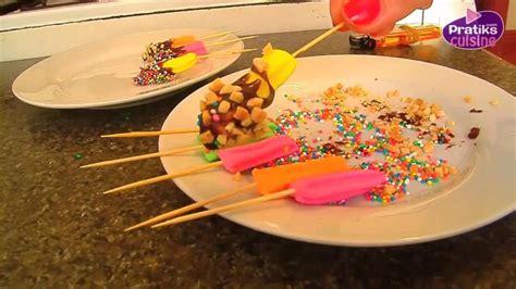 comment faire la cuisine dessert comment faire des bonbons de banane pratiks