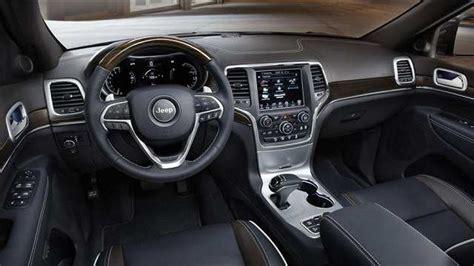 jeep cherokee sport interior 2016 2016 jeep grand cherokee release date engine msrp