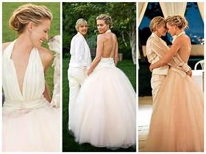 portia de rossi wedding dress wwwpixsharkcom images With portia de rossi wedding dress