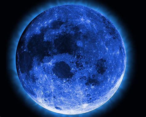 Moon Anime Wallpaper - blue moon wallpapers wallpaper cave