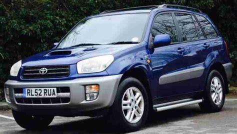 manual cars for sale 2002 toyota rav4 parking system toyota 2002 rav4 2 0 d 4d gx 5dr car for sale