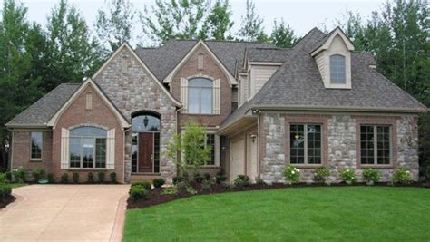 Best Images About Brick And Stone Combinations On