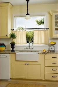 25 best ideas about pale yellow kitchens on pinterest With kitchen cabinets lowes with yellow and green wall art