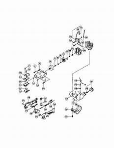 Hitachi Cg22easslp Gas Line Trimmer Parts