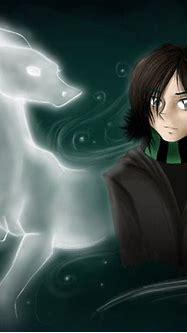 Snape's patronus - Severus Snape Fan Art (6376335) - Fanpop