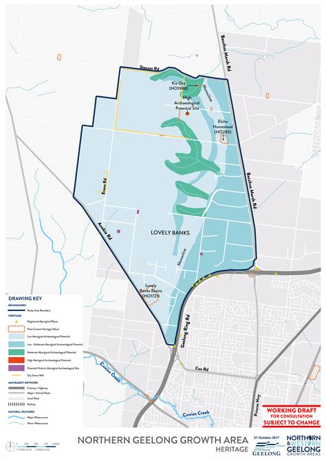 northern geelong growth area heritage city  greater