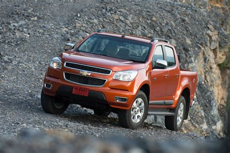 chevy colorado info specs price pictures wiki