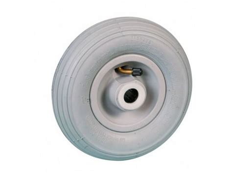 roue pour fauteuil roulant bulle 150 mm contact guitel
