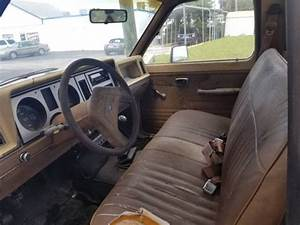 1986 Ford Ranger  4 Cyl  Manual Transmission Florida