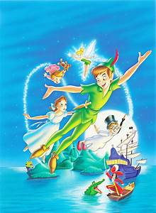 walt disney - Peter Pan   cartoons   Pinterest   Disney ...