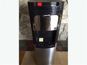 Black decker bottom loading water cooler