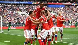 Rusia vs Arabia Saudita: así fue el primer gol del Mundial 2018 Foto 1 de 5 Mundial Rusia