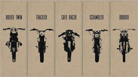 Cafe Racers, Vintage