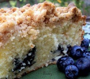 Cool it completely on a wire rack. Ina Garten's Blueberry Crumb Coffee Cake - Bunny's Warm Oven   Coffee cake recipes, Blueberry ...