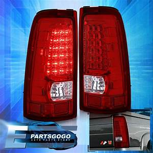 New  2003 2500 Hd Led Tail
