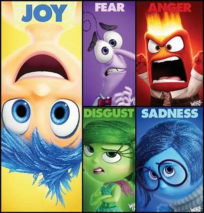 Inside Insideout Pixar Characters Printable Disney Mind