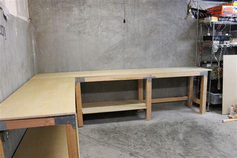 custom islands for kitchen diy custom garage workbench renocompare
