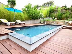 jardinier paysagiste pisciniste constructeur aix en With jardin et piscine design 1 dallage et margelle ambiance contemporaine espaces