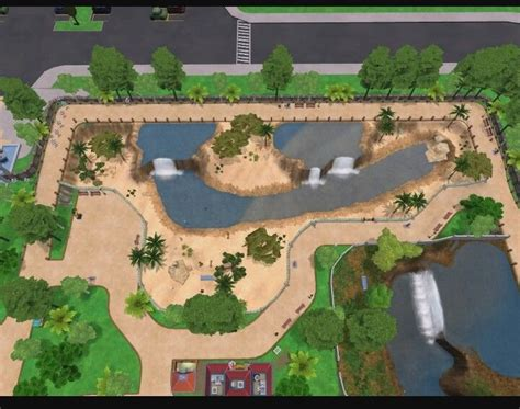 zoo tycoon exhibit zoos minecraft idea planet park games coaster jurassic inspiration pc try