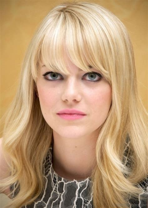 40 Appealing Hairstyles Of Emma Stone