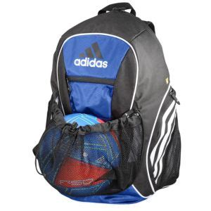 adidas estadio ii team backpack soccer accessories