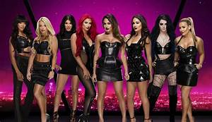 "E! Reveals ""Total Divas"" Season 5 Key Art; Mandy Debuts ..."