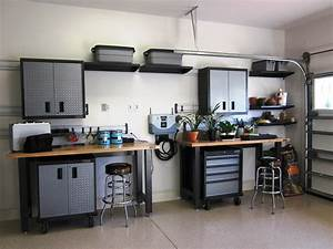 car guy garage cabinets awesome custom f storage diy With best brand of paint for kitchen cabinets with old car wall art