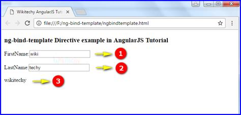 angular directive template angularjs ngbindtemplate wikitechy