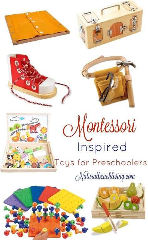 montessori toys   year olds natural beach