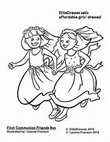 Coloring Pages Friend Bff Friends Communion Drawing Printable Drawings Flower Colouring Forever Getcolorings Colorings Guadalupe Virgen Getdrawings Sheets Print Fresh sketch template