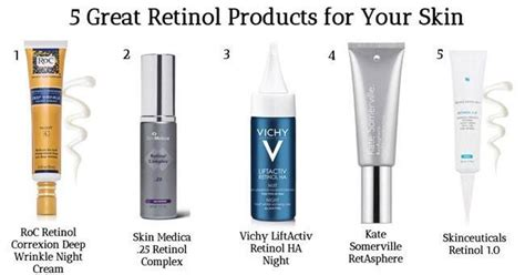 Best otc anti aging products