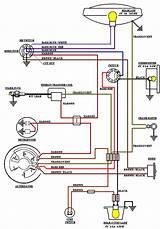 Ford Bantam Ignition Diagram