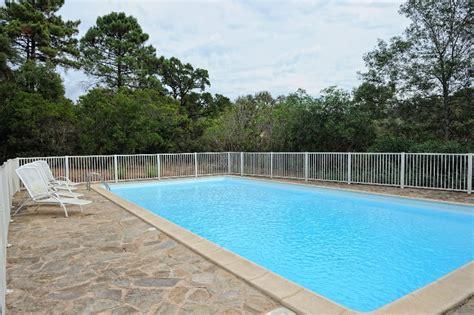 chambres d h es en corse villa standing 3 chambres avec piscine 6 personnes