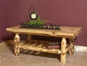 log cabin furnishings sugarcreek oh www With log cabin coffee table