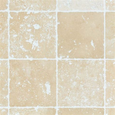 joint pour plan de travail cuisine dalles carrelage travertin clair 10x10 indoor by