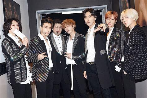 """Super Junior Canta """"super Duper"""" En El Mv Para Sm Station"""