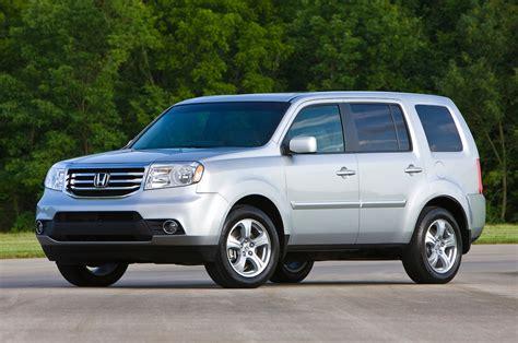 2014 Honda Pilot Reviews And Rating