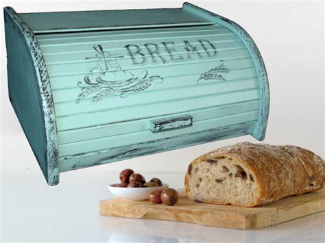 shabby chic bread box shabby chic bread box bin distressed wooden beech rustic