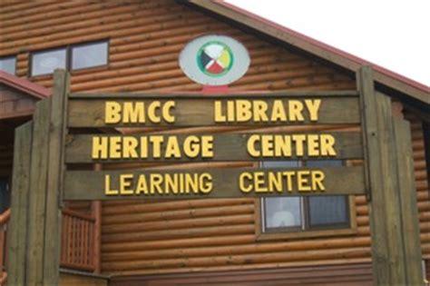 bmcc computer help desk library bay mills community college