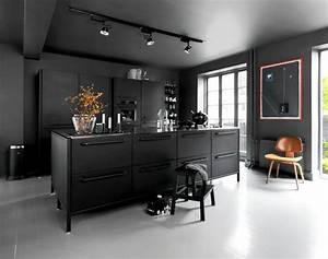 Wand Schwarz Streichen : wand schwarz streichen f r zaghafte schrank statt wand schwarz streichen bild 14 sch ner wohnen ~ Fotosdekora.club Haus und Dekorationen