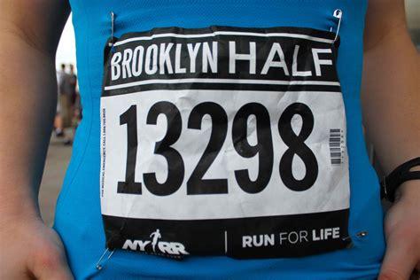 race bib half marathon 2013 race recap the fit wanderer