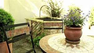 Mediterrane Gärten Bilder : gartengestaltung mediterrane g rten youtube ~ Orissabook.com Haus und Dekorationen